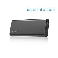 ihocon: 20100mAh Power Bank, Qualcomm Quick Charge快速充電行動電源