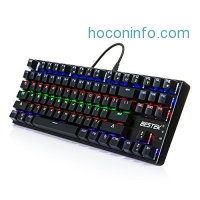 ihocon: BESTEK Chroma Mechanical Gaming Keyboard機械式遊戲鍵盤