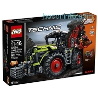 ihocon: LEGO Technic 42054 CLAAS XERION 5000 TRAC VC Building Kit (1977 Piece)