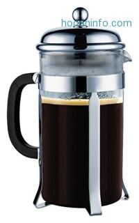 ihocon: SterlingPro French Coffee Press 8 Cup (1 liter, 34 oz)法式壓濾咖啡壺