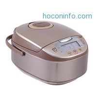 ihocon: Tatung TFC-5817 Micom Fuzzy Logic Multi-Cooker and Rice Cooker多功能電飯鍋