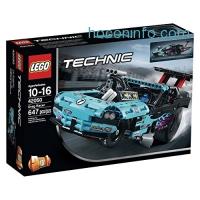ihocon: LEGO Technic Drag Racer 42050 Building Kit