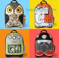 ihocon: Wry Baby® Kids Canvas Backpacks in 4 Styles
