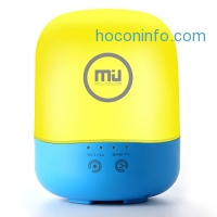 ihocon: MIU COLOR Ultrasonic Diffuser and Humidifier超音波室內加濕器/精油擴香機