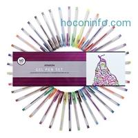 ihocon: Eparon 40-piece Gel Pen Set with 40 Unique Colors!