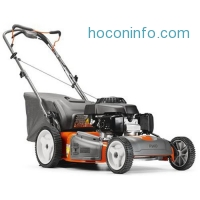 ihocon: Husqvarna 961450023 HU700H Honda 160cc 3-in-1 Rear Wheel Drive Hi-Wheel Mower in 22-Inch Deck