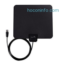 ihocon: DuaFire Digital Ultra-Thin Indoor HDTV Antenna室內天線