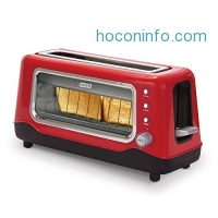 ihocon: Dash Clear View Toaster