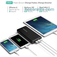ihocon: RAVPower Xtreme 26,800mAh 3-Port Portable Power Pack行動電源