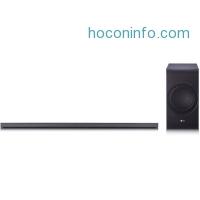 ihocon: LG SJ8 300W 4.1-Channel High Resolution WiFi Bluetooth Audio Sound Bar Subwoofer