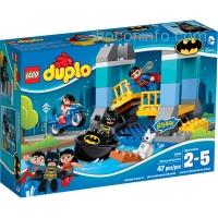 ihocon: LEGO DUPLO Super Heroes Batman Adventure, 10599
