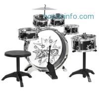 ihocon: Kids Drum Set 兒童玩具鼓一組