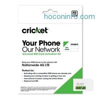 ihocon: Cricket Wireless 3-in-1 SIM Card Kit