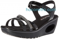 ihocon: Skechers Cali Women's Concords Platform Dress Sandal