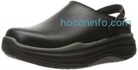 ihocon: Skechers for Work Women's Cheriton Aledo Slip Resistant Shoe