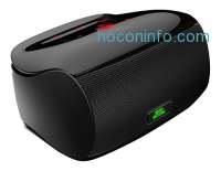 ihocon: Mighty Rock Touch Wireless Bluetooth Speakers with Built in Microphone藍芽無線麥克風喇叭
