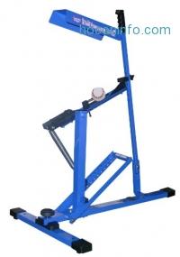 ihocon: Louisville Slugger UPM 45 Blue Flame Pitching Machine