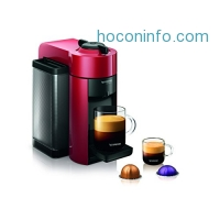 ihocon: Nespresso 義式膠囊咖啡機 VertuoLine Evoluo Coffee and Espresso Maker