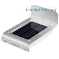 ihocon: Suaoki LED Motion Sensor Solar Lights太陽能動作感應庭園燈