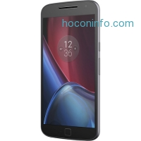 ihocon: Moto Moto G Plus XT1644 4th Gen. 64GB Smartphone (Unlocked, Black)