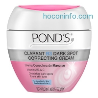 ihocon: Pond's Correcting Cream, Clarant B3 Dark Spot Normal to Dry Skin 7 oz, Pack of 2