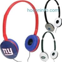 ihocon: Official Licensed iHip NFL Foldable Headphone可折疊耳機