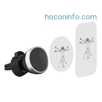 ihocon: LOFTEK Cell Phone Holder Magnetic Car Mount汽車磁性手機固定器