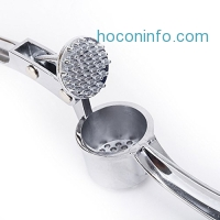 ihocon: Huajun Stainless Steel Garlic Press大蒜研磨器