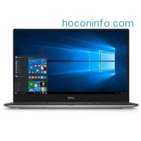 ihocon: Dell XPS 13.3 Quad HD+ InfinityEdge Touch Notebook Intel Core i7-7500U 2.7GHz