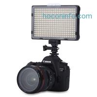 ihocon: Craphy LED Dimmable High Power Panel On Camera 光線微調攝影補光燈