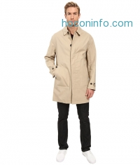 ihocon: COACH男士風衣 Lightweight Hudson Car Coat