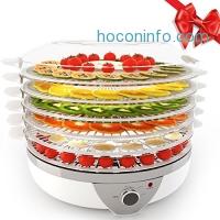 ihocon: Homdox Food Dehydrator Machine 食物乾燥機