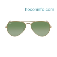 ihocon: Ray Ban Aviator太陽眼鏡 Classic Green Sunglasses RB3025-L0205-58