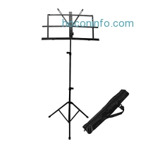 ihocon: ChromaCast CC-MSTAND Folding Music Stand with Carry Bag樂譜架含收納袋