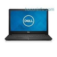 ihocon: Dell i3567-5185BLK-PUS Inspiron, 15.6 Laptop, (7th Gen Core i5 (up to 3.10 GHz), 8GB, 1TB HDD) Intel HD Graphics 620, Black