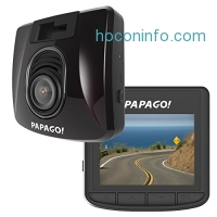 ihocon: PAPAGO Car Dash Camera GoSafe GSS308G行車記錄器 + 8GB Micro SD Card