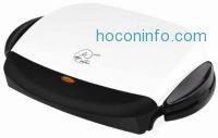 ihocon: George Foreman GRP4 Next Grilleration 5-Burger Grill with Removable Plates 智烤爐-可拆式烤盤