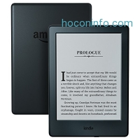 ihocon: Kindle E-reader 6 Glare-Free Touchscreen Display -  Includes Special Offers
