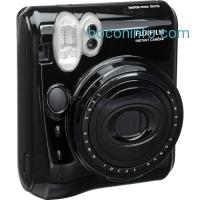 ihocon: Fujifilm instax mini 50S Instant Print Camera (Piano Black)