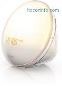 ihocon: Philips HF3520 Wake-Up Light With Colored Sunrise Simulation, White 自然喚醒燈