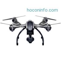 ihocon: YUNEEC Q500 4K Typhoon Quadcopter with CGO3 Camera, SteadyGrip, and Camera Aluminum Case (RTF)空拍機