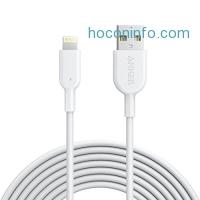 ihocon: Anker PowerLine II Dura Lightning Cable (10ft)