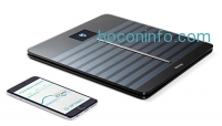 ihocon: Withings Body Cardio - Heart Health and Body Composition Wi-Fi Scale智能心臟功能身體成份組成(體脂, 肌肉, 水份...)體重計