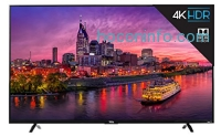 ihocon: TCL 55P607 55-Inch 4K Ultra HD Dolby Vision HDR Roku Smart LED TV  (2017 Model)
