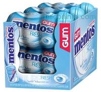 ihocon: Mentos Gum Sugar Free, Pure Fresh Sweet Mint, 50 Piece (Pack Of 6)