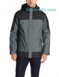 ihocon: 32Degrees Weatherproof Men's 3-In-1 Systems Jacket衝鋒衣