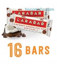 ihocon: Larabar Gluten Free Bar, Coconut Chocolate Chip, 1.6 oz Bars (16 Count)