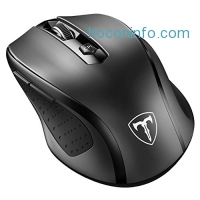 ihocon: VicTsing MM057 2.4G Wireless Mobile Mouse無線滑鼠