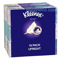 ihocon: Kleenex Ultra Soft Facial Tissue Cube (18 boxes, 75 tissues per box)面紙18盒