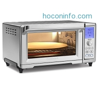 ihocon: Cuisinart TOB-260N1 Chef's Convection Toaster Oven,  Stainless Steel